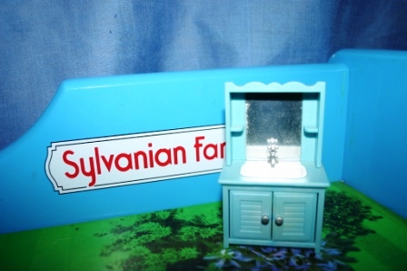 Sylvanian washbasin set