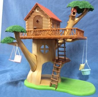 Sylvanian Childrens Treehouse