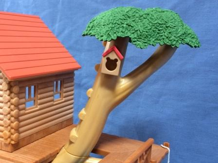 Sylvanian Families Treehouse Branch