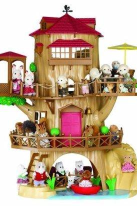 Old Hollow Oak Treehouse