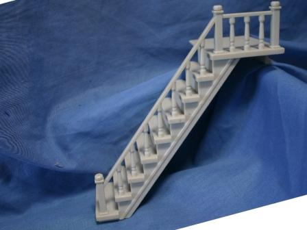 Sylvanian Willow Hall Stairs