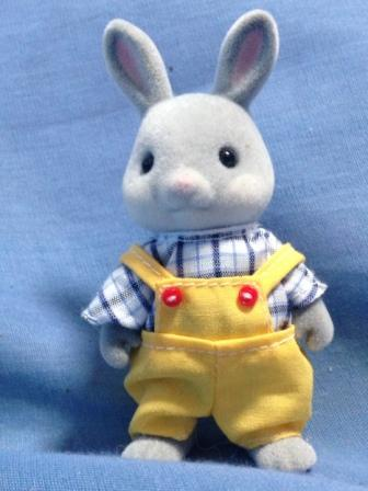 Sylvanian Cottontail Rabbit