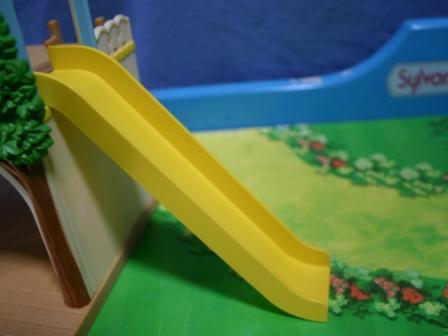 Sylvanian Rainbow Nursery Slide