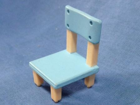 sylvanian school chair