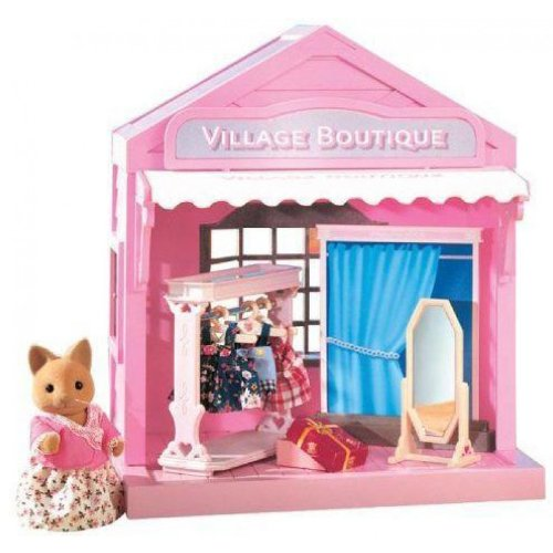 Sylvanian families madelines boutique
