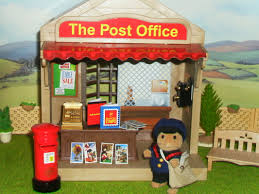sylvanian families post office