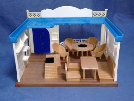 Sylvanian Seaside Restaurant