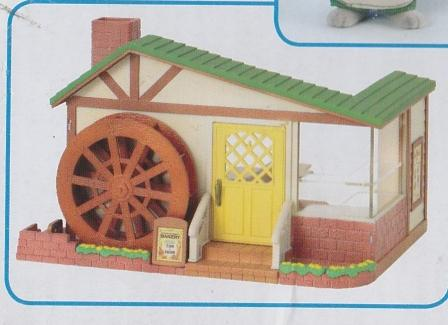 Sylvanian Families Watermill Bakery
