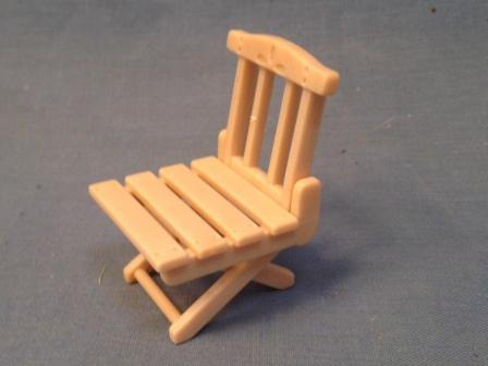 Sylvanian Folidng Chair